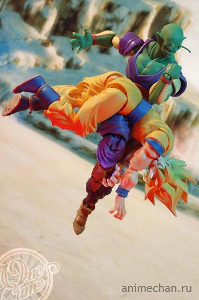 Dragon Ball: Goku vs Piccolo
