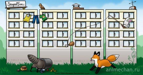Stupid Fox