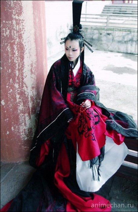 Цун Тьань - косплей