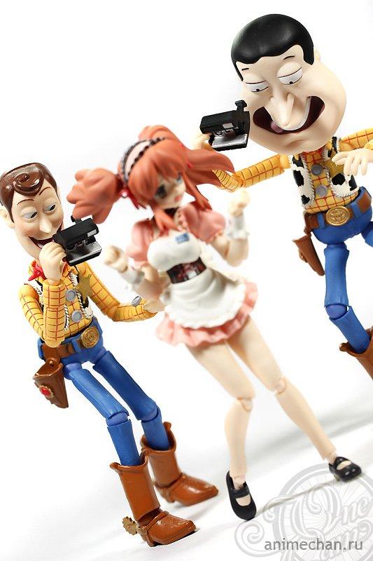 Woody and Quagmire