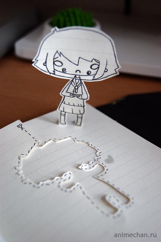 Бумажная жизнь