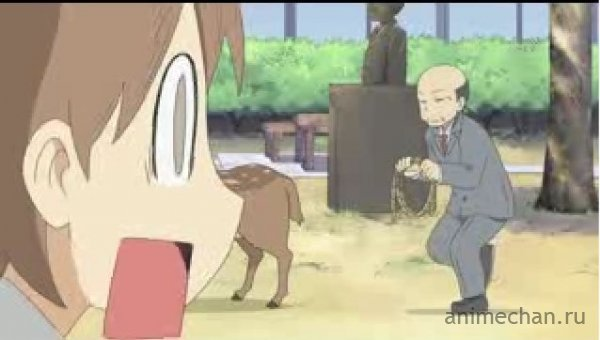 Nichijouprincipal vs Deer