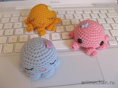 Амигуруми - японские игрушки