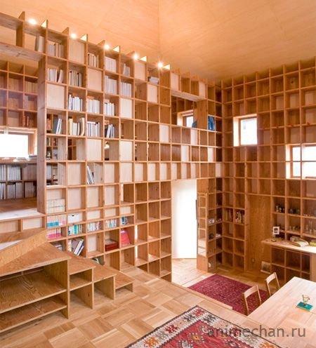 Дом коллекционера книг