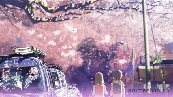 Топ 10 самых красивых аниме