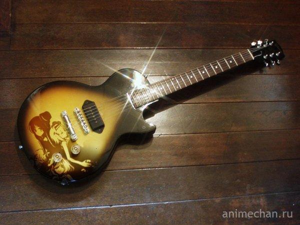 Гитары K-On!