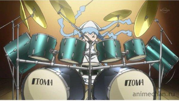 Drummer Geso