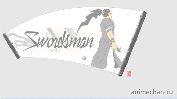 """Флеш-игра """"Swordsman"""""""