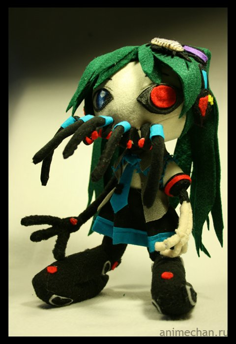Сreepy android Vocaloid