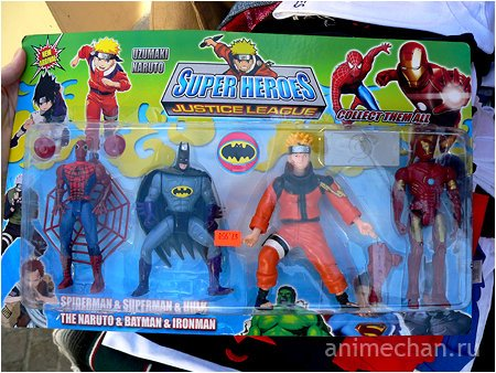 Superheroes Justice League