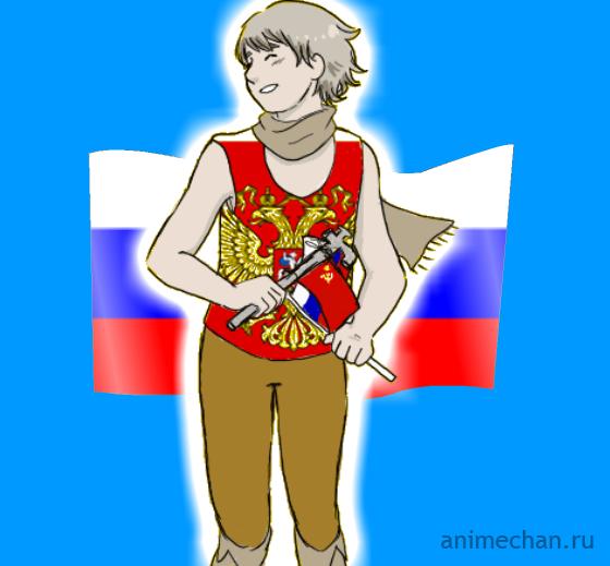Танцуй, танцуй, Россия!