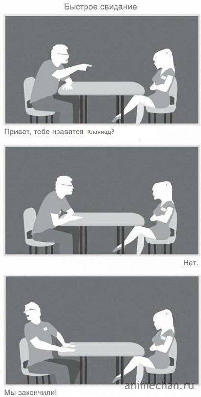 Очень короткое свидание