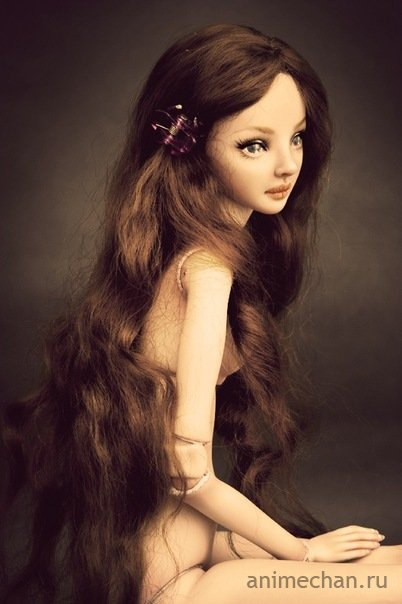 Куклы или заключенная душа?