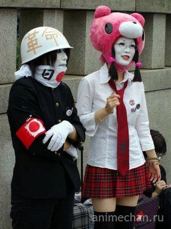 Такое можно встретить только в Японии