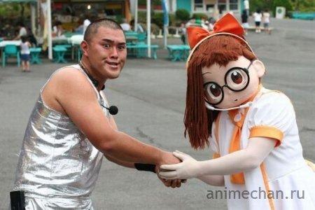 Такое можно встретить только в Японии 2