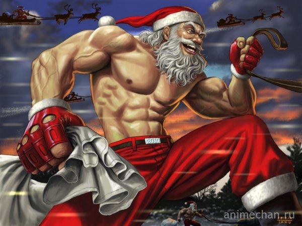 Санта-варвар
