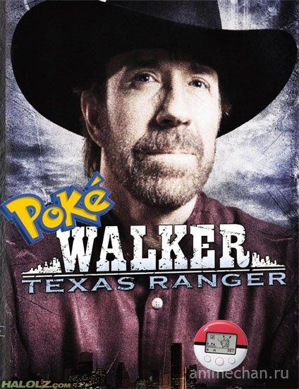 Поке Уокер. Техасский рейнджер