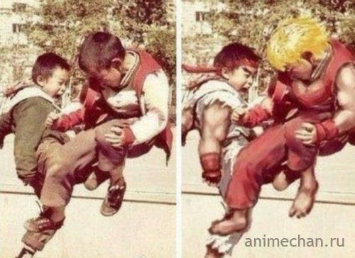 Street Fighter live