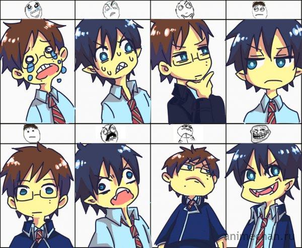 Okumura Twins фейс