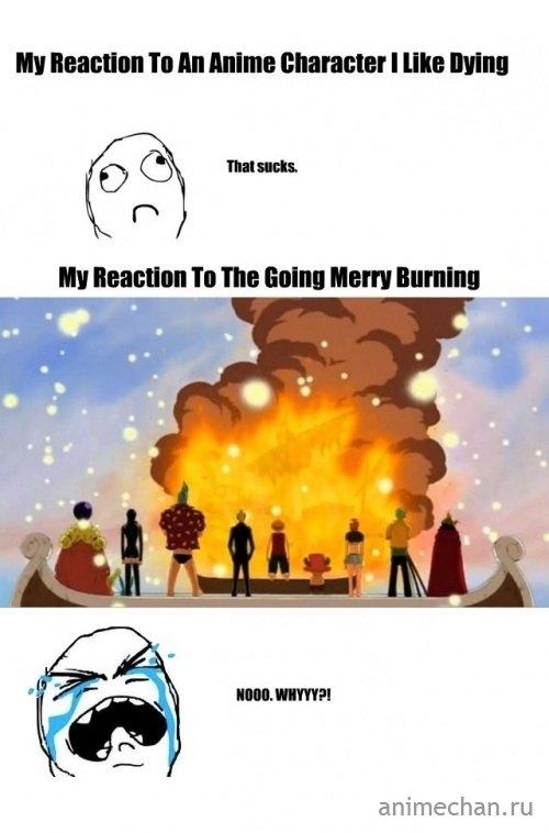 Мои реакции