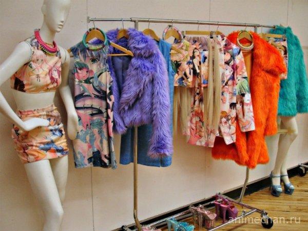 Кавайная одежда
