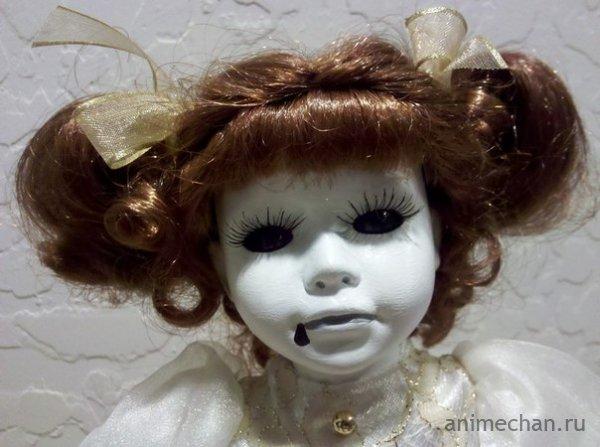 Кукла по имени Окику