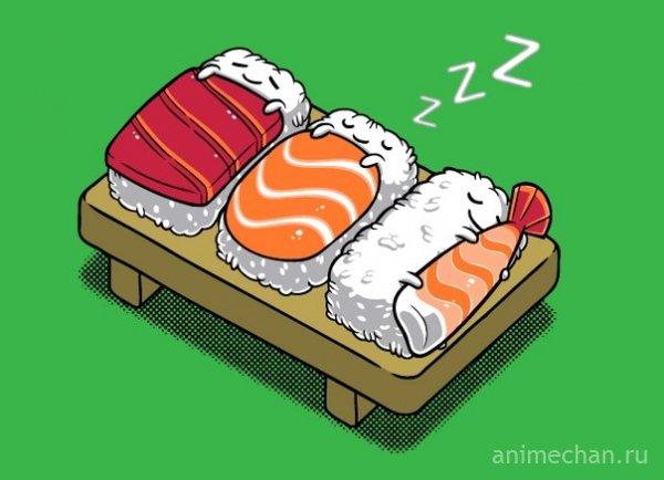 Няшные суши