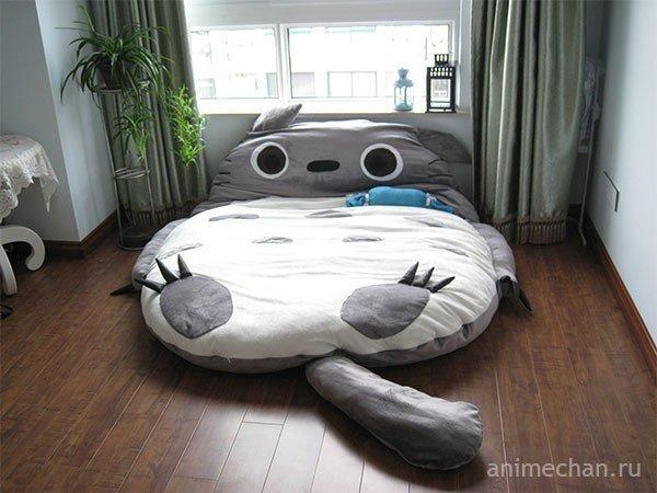 Тоторо - та кровать, о которой я мечтала в детстве...