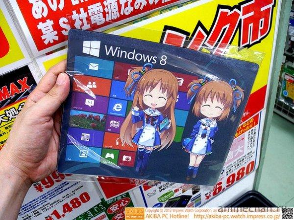 Старт продажи Windows8 в Японии