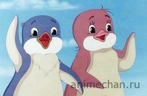 История создания Приключения пингвинёнка Лоло