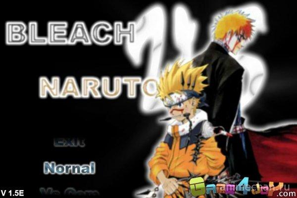 Bleach vs Naruto 1.5