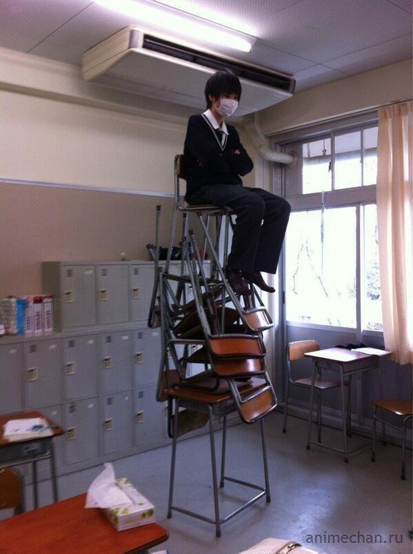 Творчество японских школьников
