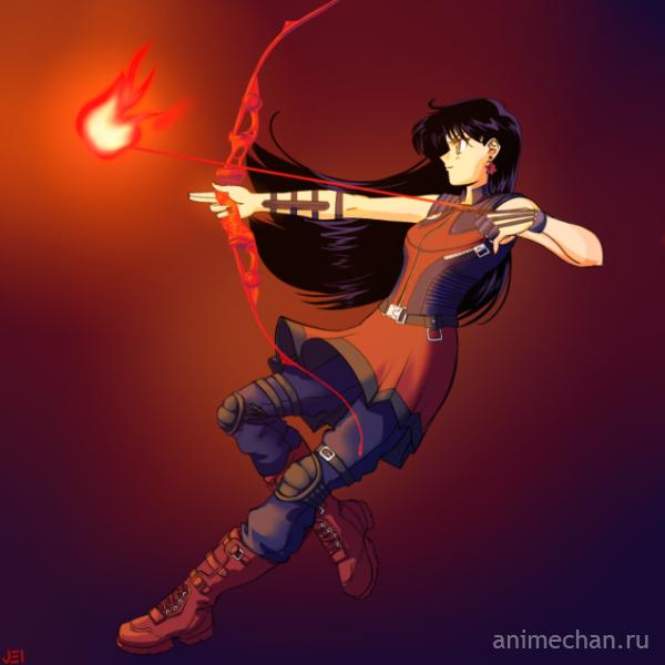 Sailor Moon X Avengers