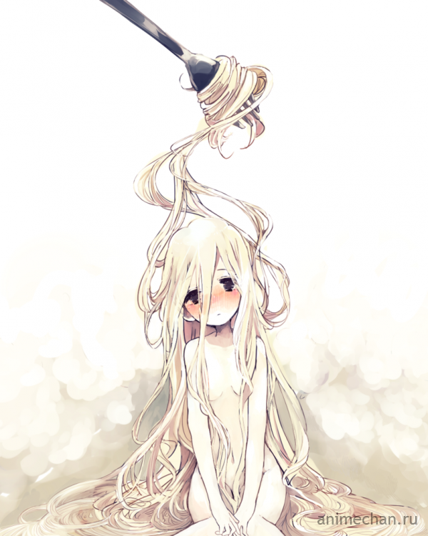 Спагетти-тян