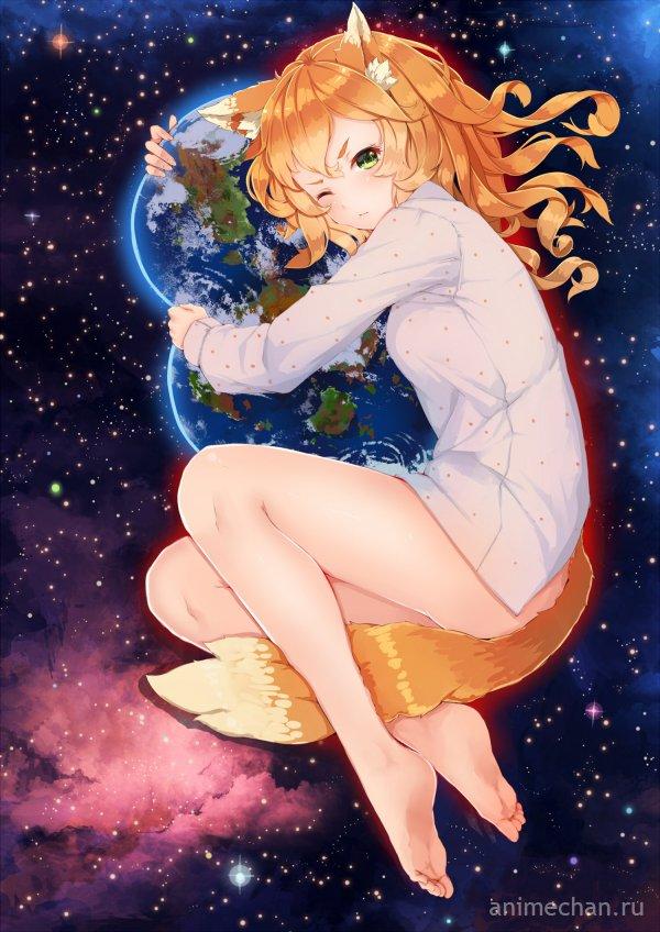 Firefox-тян