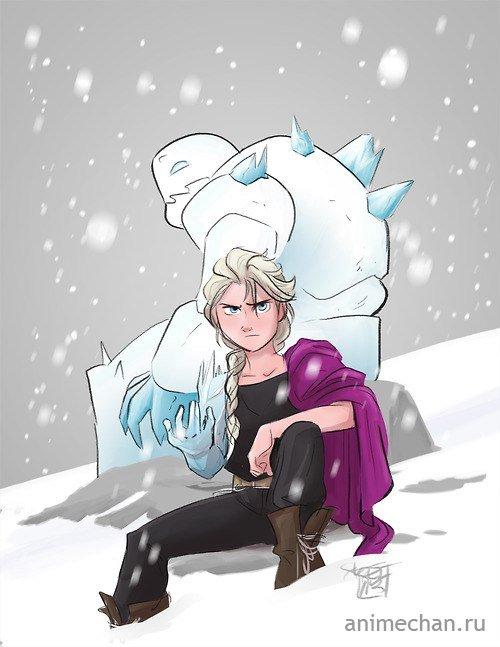 Fullmetal Frozen