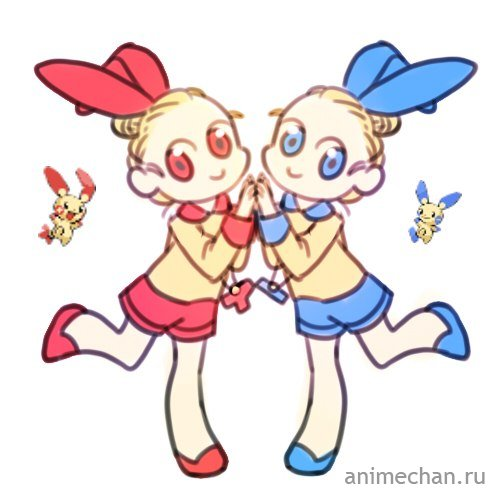 Еще больше милых покемонов!)))