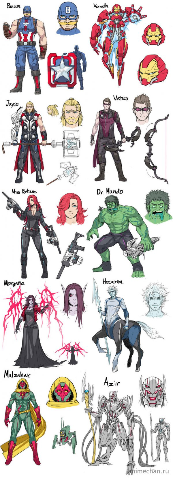 League of Avengers
