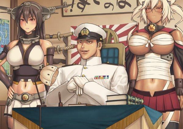 Счастливый Адмирал