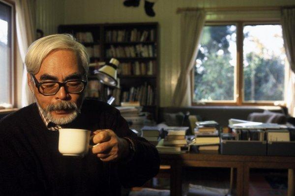 Свой 75-летний юбилей отмечает сегодня Хаяо Миядзаки