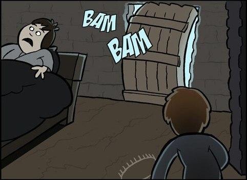 You are jedi, Harry...
