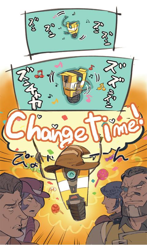 Время меняться!!!