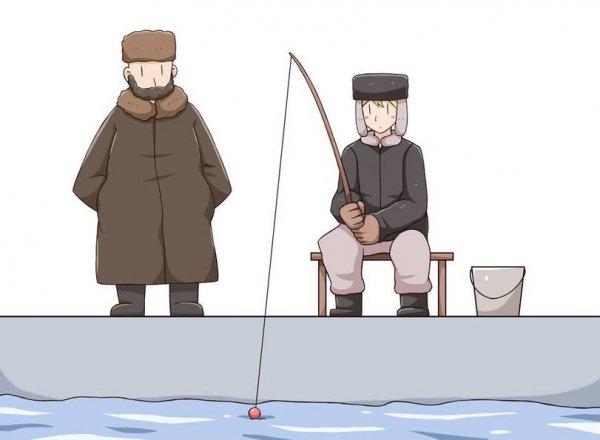 Не та рыба