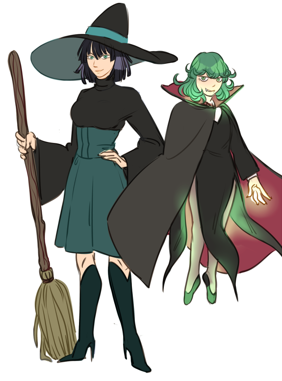 Хэллоуинский костюм
