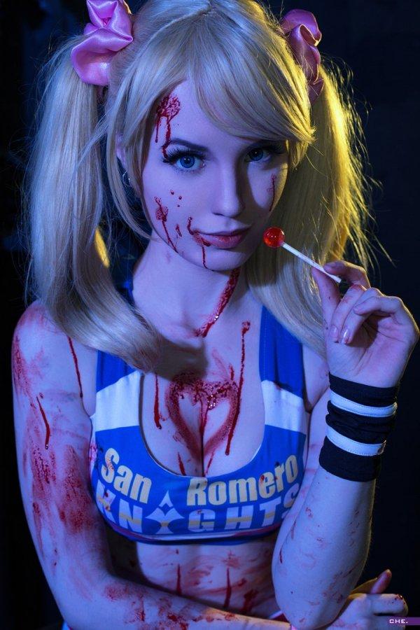 Джульет Старлинг - Lollipop Chainsaw: