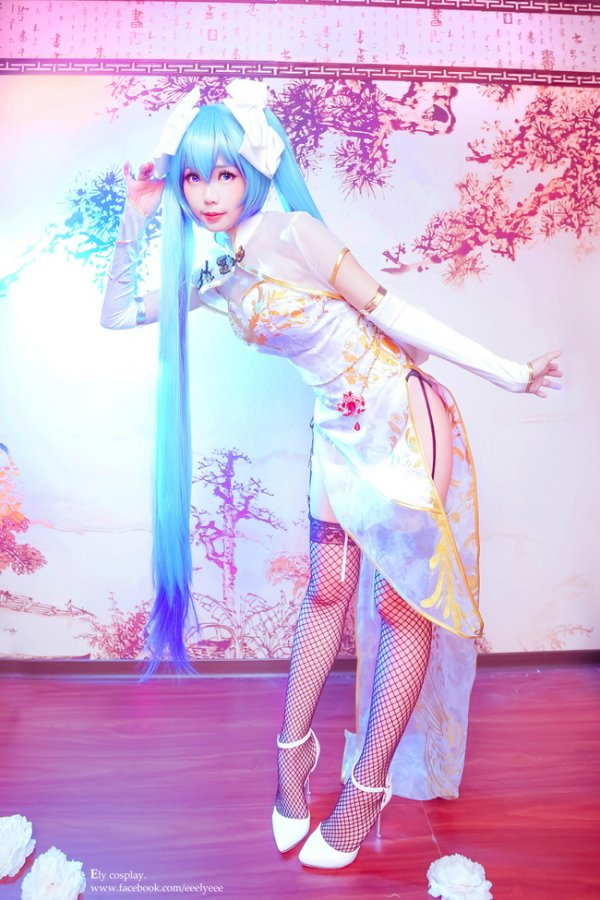 Hatsune Miku by Ely