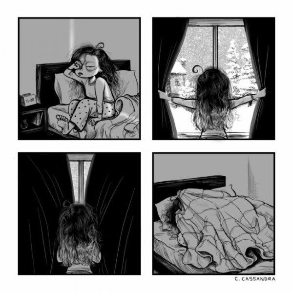 Утро каждого дня