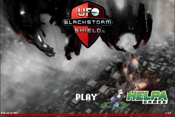 UFO: Blackstorm shield.