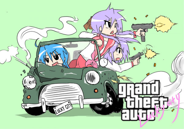 GTA: Lucky City