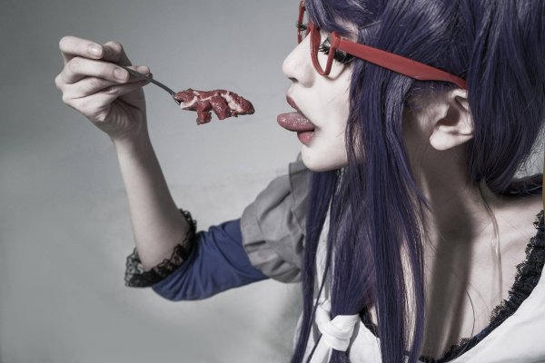 Rize Kamishiro cosplay by Hiroko Akutagawa